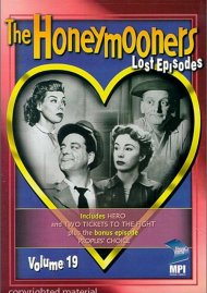 Honeymooners Volume 19, The: Lost Episodes