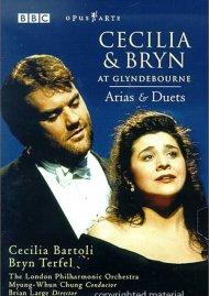 Cecilia And Bryn At Glyndebourne