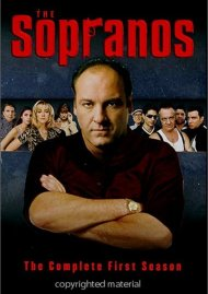 Sopranos, The: The Complete Seasons 1 - 3
