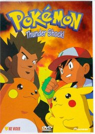 Pokemon 5 - Thunder Shock!