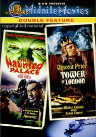 Haunted Palace, The / Tower Of London (Double Feature)