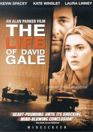 Life Of David Gale, The (Widescreen)
