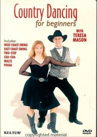 Country Dancing For Beginners With Teresa Mason