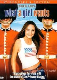 What A Girl Wants (Widescreen)