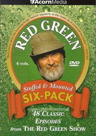 Red Green: Stuffed And Mounted Six Pack