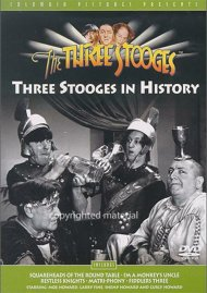Three Stooges, The: Stooges In History
