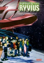 Infinite Ryvius: Volume 1 - Lost In Space (Limited Edition)
