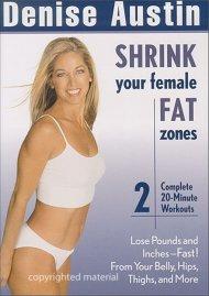 Denise Austin: Shrink Your Female Fat Zones