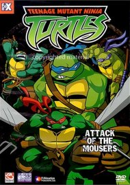 Teenage Mutant Ninja Turtles: Attack Of The Mousers