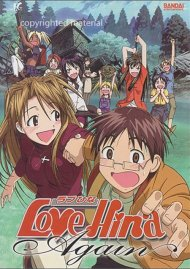 Love Hina: Again - The Movie