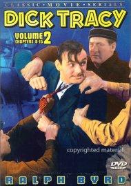 Dick Tracy: Movie Serials - Volume 2 (Alpha)