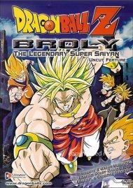 Dragon Ball Z: Broly (Uncut)