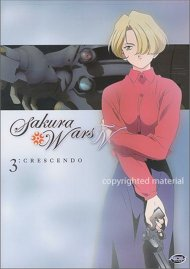 Sakura Wars TV 3: Crescendo