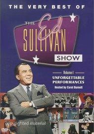 Very Best Of The Ed Sullivan Show, The: Volume 1