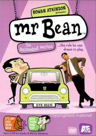 Mr. Bean: The Animated Series DVD Set # 1