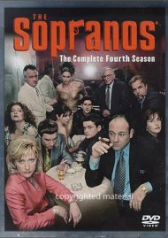 Sopranos, The: The Complete Fourth Season