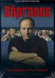 Sopranos, The: The Complete Seasons 1 - 4