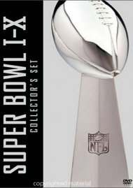 NFL Super Bowl Collection: Super Bowl I - X