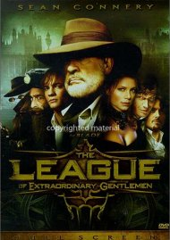 League Of Extraordinary Gentlemen (Fullscreen)