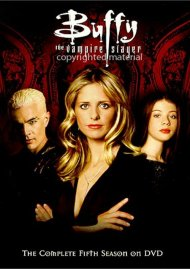 Buffy The Vampire Slayer: Season Five