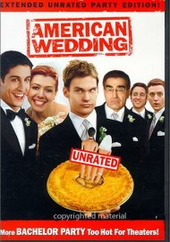 American Wedding: Unrated Extended Party Edition (Fullscreen)