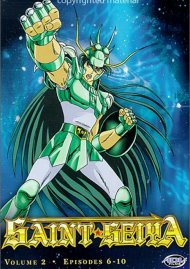 Saint Seiya: Volume 2