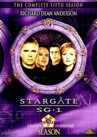 Stargate SG-1: The Complete Fifth Season