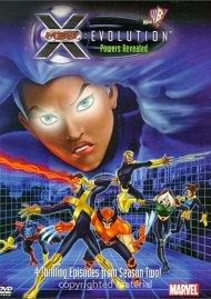 X-Men Evolution: Powers Revealed