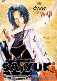 Saiyuki: Volume 7 - The Gods Of War