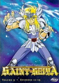Saint Seiya: Volume 3
