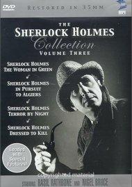 Sherlock Holmes Collection, The: Volume Three
