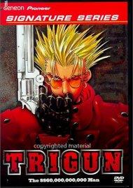 Trigun 1: The $$60,000,000,000 Man - Signature Series