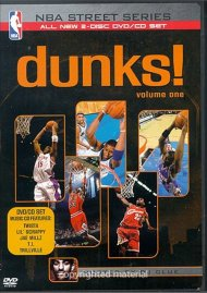 NBA Street Series: Dunks! - Volume One