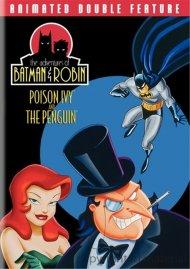 Adventures Of Batman & Robin: Poison Ivy/The Penguin