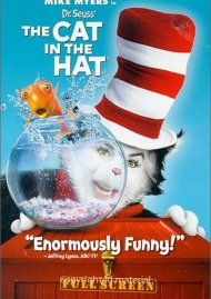 Dr. Seuss The Cat In The Hat 2003 (Fullscreen)