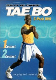 Tae Bo 2 Pack: 1 Contact, 2 Contact