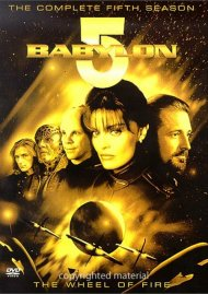 Babylon 5: The Complete Fifth Season