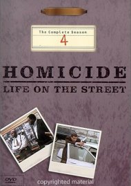 Homicide: Life On The Street - The Complete Season 4