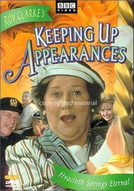 Keeping Up Appearances: Hyacinth Springs Eternal