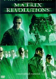 Matrix Revolutions, The (Widescreen)