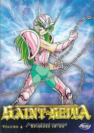 Saint Seiya: Volume 4