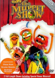Best Of The Muppet Show: Diana Ross, Brooke Shields and Rudolph Nureyev