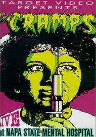 Cramps: Live At Napa State Mental Hospital