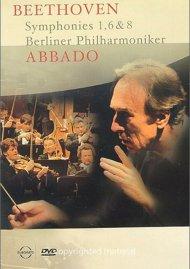 Abbado Beethoven Series, The: Symphonies Nos. 1, 6 & 8