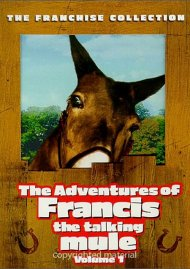 Adventures Of Francis The Talking Mule, The: Volume One