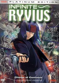 Infinite Ryvius: Volume 4 - Change Of Command