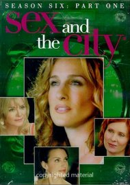 Sex And The City: Season Six - Part One