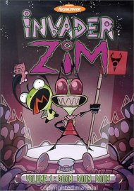 Invader Zim: Volume 1 - Doom Doom Doom