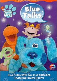 Blues Clues: Blue Talks