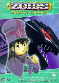 Zoids Chaotic Century:  Conspiracy - Vol. 4